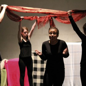 Wandering Arts - drama workshops for you school or community, Norwich & Norfolk.