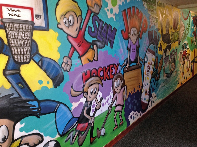 Wandering Arts - Graffiti workshops for students, permanent artworks for your school or community, Norwich & Norfolk.