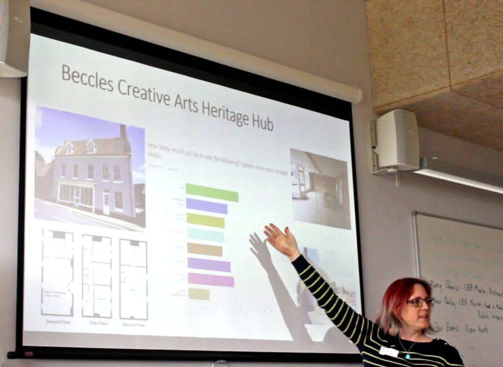 Beccles Creative Arts Heritage Hub