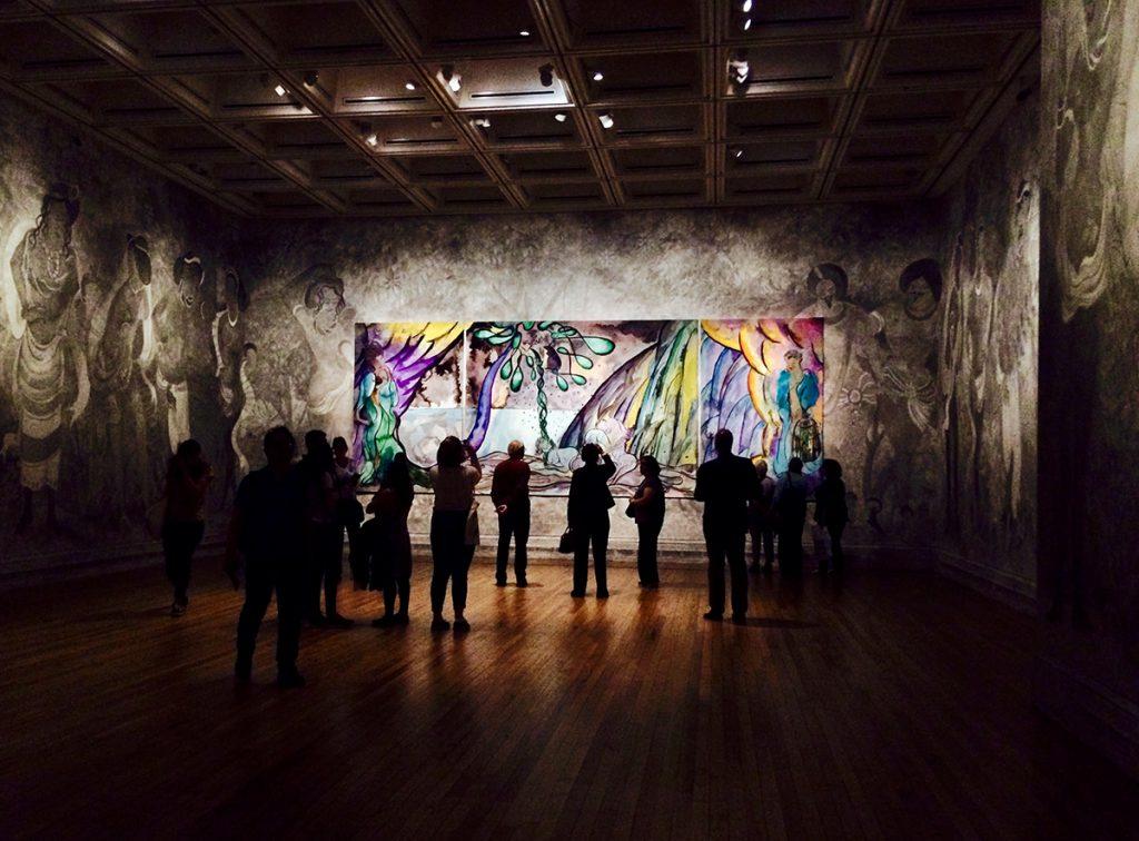 Wandering Arts Gallery Exhibition
